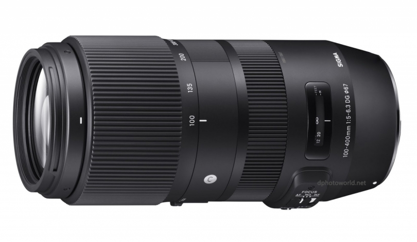 Sigma 100-400mm F/5-6.3 DG OS HSM | Contemporary
