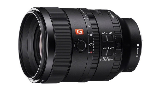 Sony FE 100mm F2.8 STF GM OS