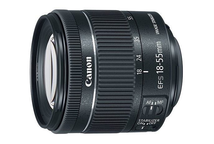 Canon EF-S 18-55mm IS STM F4-5.6