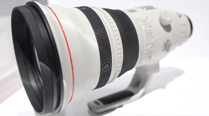 Canon EF 600mm f/4 DO IS