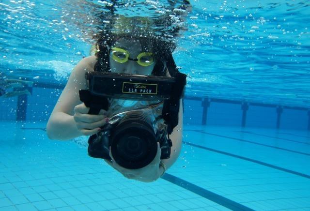 Подводный чехол своими руками 87