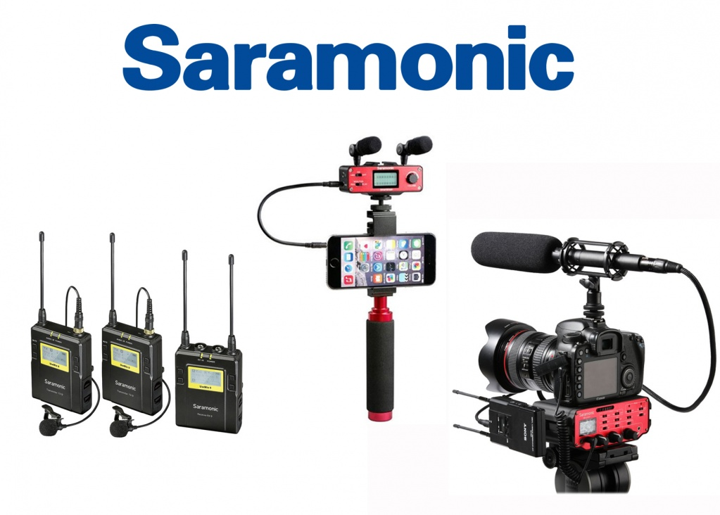 Manufacturer of Audio Adapters for DSLR Cameras and Camcorders, Smartphone Mics, Portable Recorders and GoPro microphones
