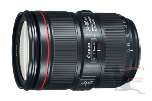 Canon EF 24-105mm F4L IS II