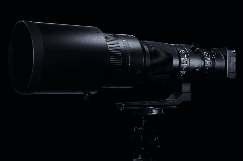 SIGMA 500mm F4 DG OS HSM | Sports