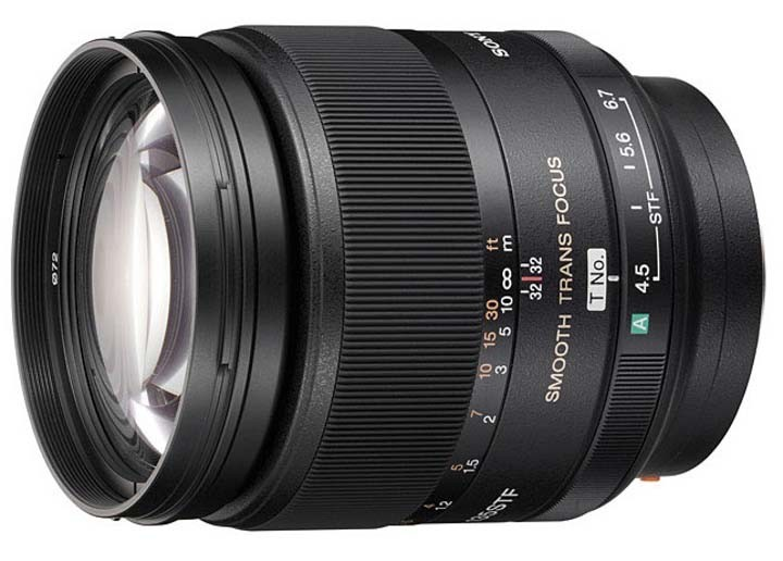 Sony FE 100mm f/2.8 STF