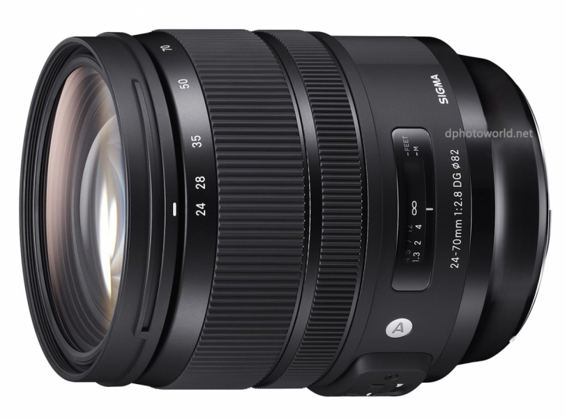Sigma 24-70mm F/2.8 DG OS HSM | Art