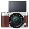 Fujifilm X-A3 kit (16-50mm f/3.5-5.6 OIS II) Brown
