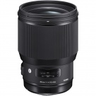 Объектив Sigma 85mm f/1.4 DG HSM Art for Canon