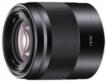 Объектив Sony E 50mm f/1.8 OSS (SEL50F18) Black