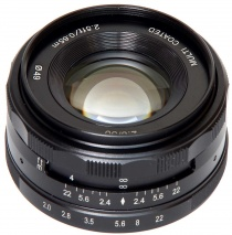Неавтофокусный объектив Voking 50mm f/2.0 for Canon EF-M