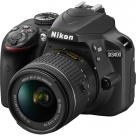 Nikon D3400 kit (Nikkor AF-P 18-55mm f/3.5-5.6G VR DX)