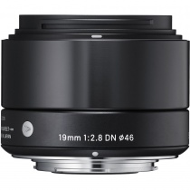Объектив Sigma 19mm f/2.8 DN Sony E-mount Art Black