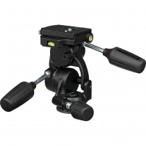 Manfrotto head Standart 3-way 808RC4