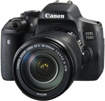 Canon EOS 750D kit (18-135mm f/3.5-5.6 IS STM)