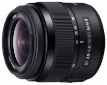 Sony DT 18–55mm f/3.5–5.6 SAM II (SAL1855-3)
