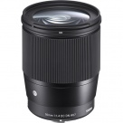 Объектив Sigma 16mm f/1.4 DC DN Contemporary for Sony E