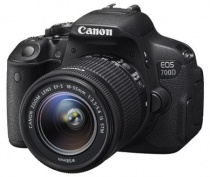 Canon EOS 700D kit (EF-S 18-55mm f/3.5-5.6 IS STM)