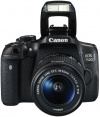 Canon EOS 750D kit (18-55mm f/3.5-5.6 IS STM)