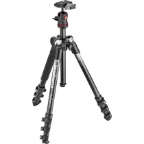Штатив Manfrotto BeFree Color Travel (MKBFRA4GY-BH) + Головка BH (серый)