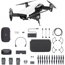 Дрон DJI Mavic Air Fly More Combo (Arctic White)
