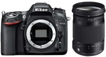 Nikon D7100 + Sigma 18-300mm f/3.5-6.3 DC Macro OS HSM Contemporary for Nikon