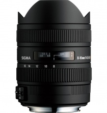Объектив Sigma 8-16mm f/4.5-5.6 DC HSM for Canon