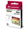 Карта памяти Compact Flash Transcend Ultimate 32 Gb 1066x (TS32GCF1000)
