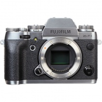 Гибридный фотоаппарат Fujifilm X-T1 Graphite Silver Edition Body