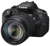 Canon EOS 700D kit (EF-S 18-135mm f/3.5-5.6 IS STM)