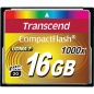Карта памяти Compact Flash Transcend Ultimate 16 Gb 1000x (R160/W70)