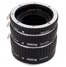 Комплект макроколец Voking VK-C-ET2 for Canon