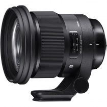 Объектив Sigma 105mm f/1.4 DG HSM Art for Canon