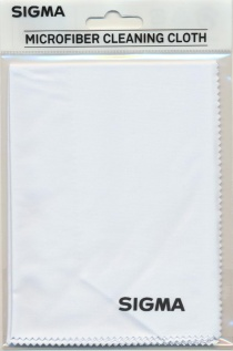 Микрофибра для чистки объектива Sigma Micro fiber cloth White