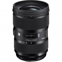 Объектив Sigma 24-35mm f/2 DG HSM Art for Nikon